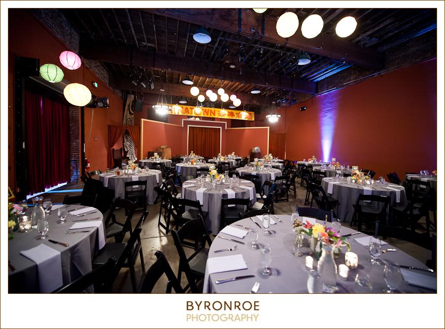 Jessica Curtis Georgetown Ballroom Seattle Wa Wedding