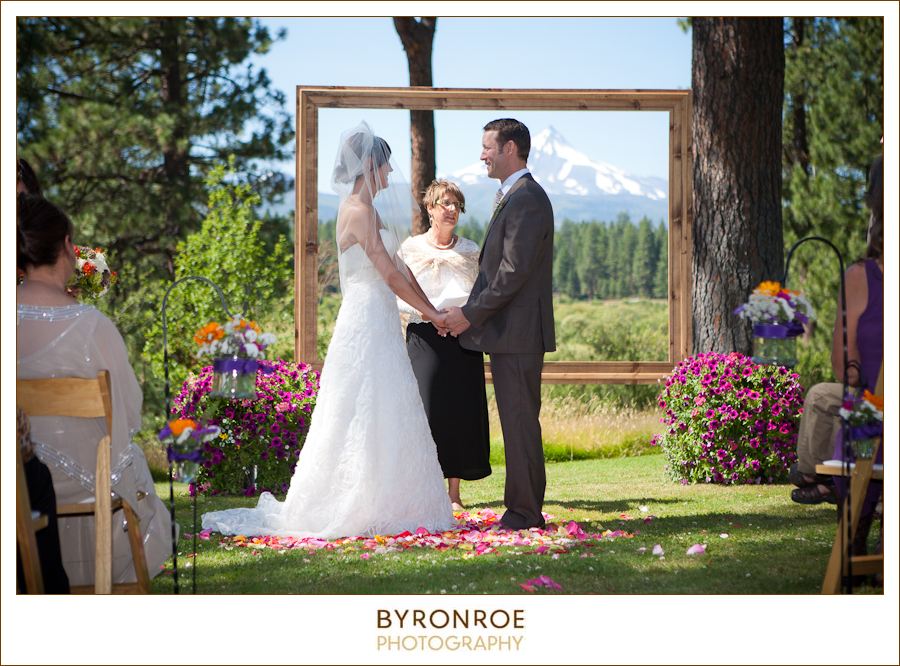 Casey Damon House On Metolius Wedding Photography